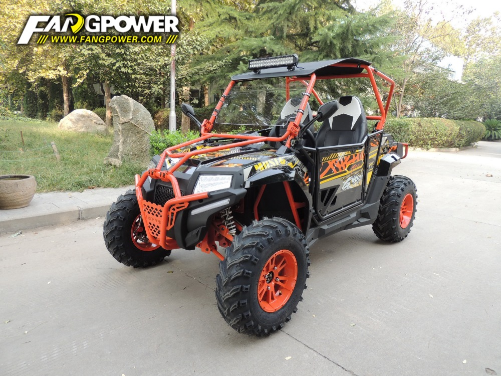 Hot sale 4 wheel motorcycle utv 4x4 , dune buggy utv factory in China