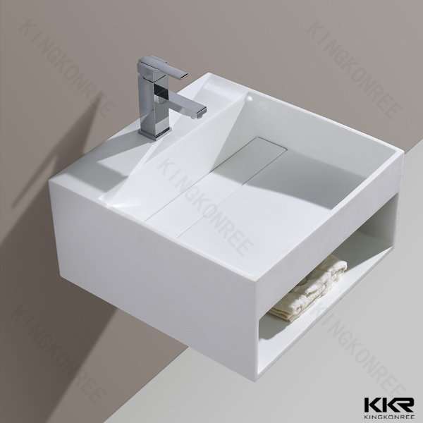 Acrylic sink laboratory wash basin with UL approved