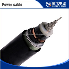 Transparent Manufacture Xlpe Alumininum Power Cable For Hotplate