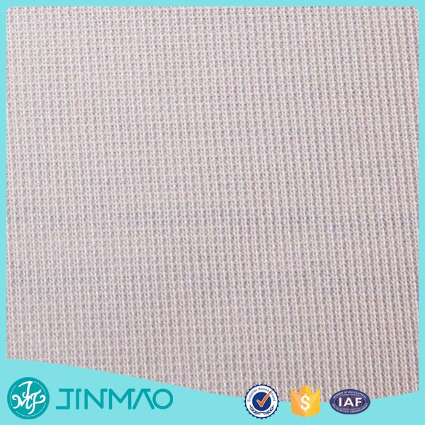 Factory price hot sale matte dye sublimation polyester print knitting flag fabric 150gsm knitted flag fabric