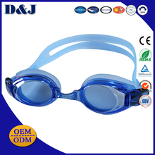 100% Anti-fog Silicone Swimming Goggles with Best Price For Sale
