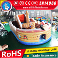 customized inflatable jumping bouncy castle with water slide for kids