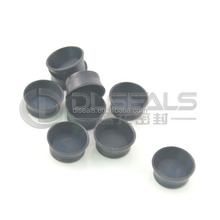 Food grade Neoprene rubber cap furniture/epdm food grade cap /furniture end rubber caps