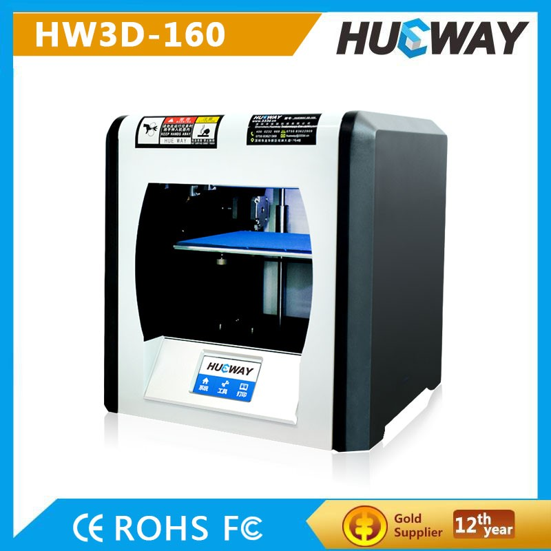 CE Rohs Approved Alibaba 15 Year Gold Supplier China ABS 3D Printer Desktop 3D Printer Sale