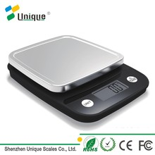 cheap electric household 5kg fruit nutritional weighing plastic digital food scale