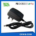 TengShun best price rechargeable 6v 2a 12v 1.5a lead acid battery charger with Rohs