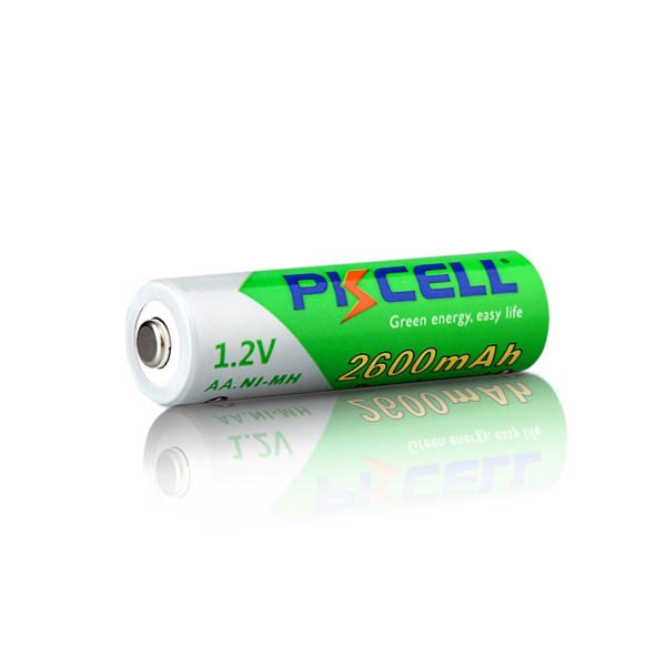 OEM 1.2V Rechargeable battery AA Size 2600mAh Low Self-Discharge Batteries