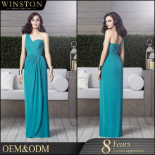 New arrival product wholesale Beautiful Fashion simple evening dress