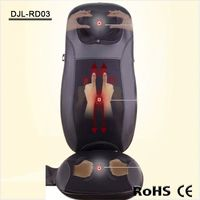 Vibration machine for electric body massager