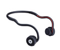 Bone conduction blue-tooth wireless sport headphone earphones