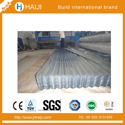 corrugated steel sheet/color roofing sheet