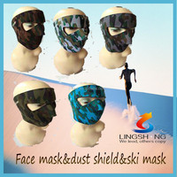Outdoor sports Breathing mask face shield neoprene face mask