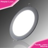 2018 AmpleLux 18W round led panel light