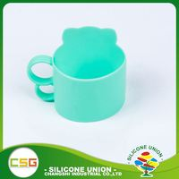 Practical products silicone promotional gifts baby bottle cover