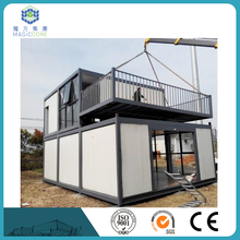 modern design container house quality cheap cost econmic portable prefab cabin/porta cabin for labor dormitory