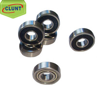 Chinese TMB concave yoyo deep groove ball bearing 628-rs