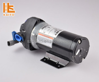 Electric parts Flojet water pump for Road roller
