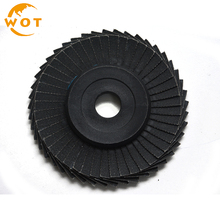 Flap Disc Calcined Aluminum Oxide Coated Abrasive Cloth For Stainless Steel