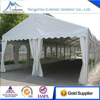 30m clear span event marquee for wedding