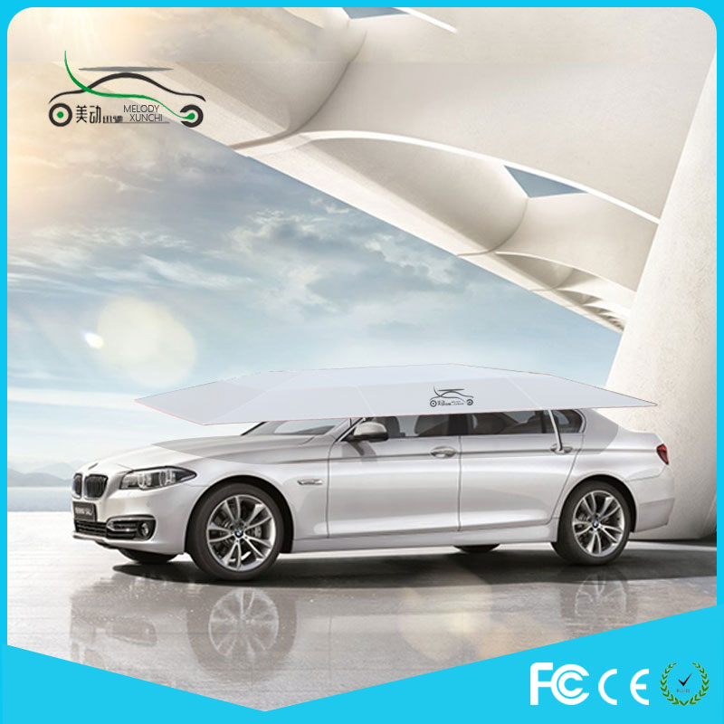 2017 trending products Top Selling New Design car sun umbrella