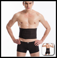 New Arrival Men's Slimming Waistband For Losing Weight Super Elastic Men's Hot Shapers Mesh Breathable