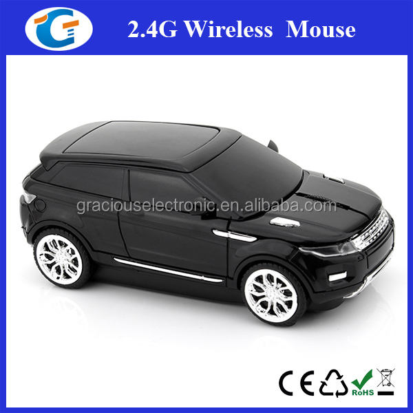 cool design wireless mouse car for computer