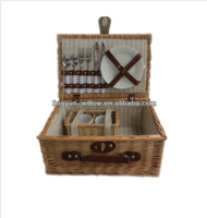 Wholesale Willow Picnic Basket