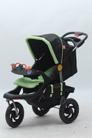 travel system baby stroller with one-hand foldingTBT86