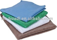 HD4016 suede microfiber car printed towel