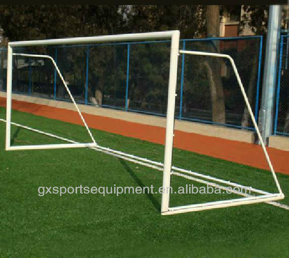Metal 11-a-side Football Goal Post/soccer goal