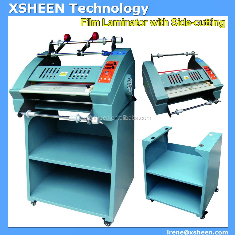 China solar paper laminating machine