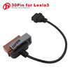 Car DiagnosticAdapter LEXIA 3 30 Pin PP2000 To OBD 2 OBDII Extension Cable