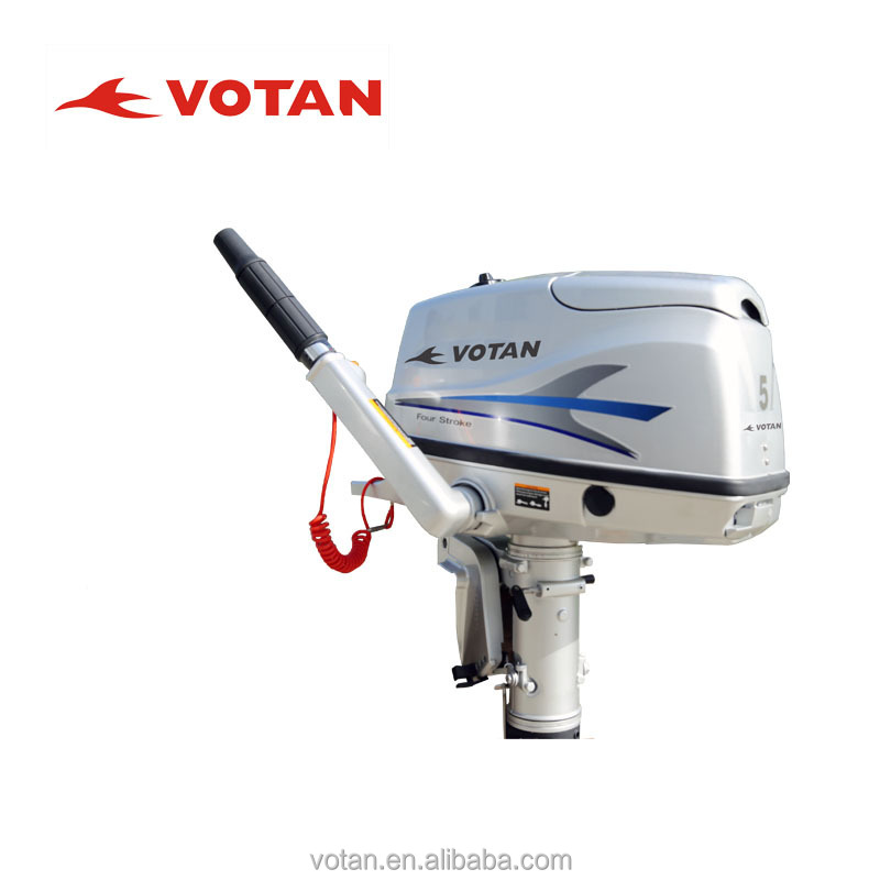 Votan high quality 4 stroke outboard motor 5hp buy for 4 stroke outboard motors