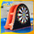 HOT Double Side Inflatable Dart Game/Inflatable Soccer Darts