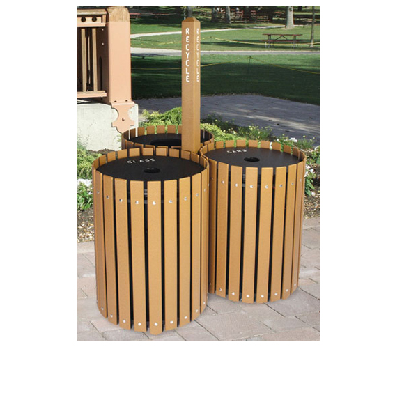 decorative wood waste bin,outdoor wooden rubbish barrel,indoor wooden trash bin