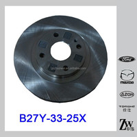 Car Spare Parts Front Brake disc for Mazda 323 BJ B27Y-33-25X