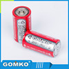 R20 1.5v zinc carbon dry battery for flashlight
