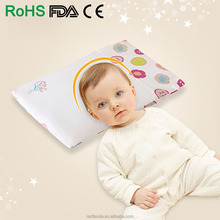 0-3 years old baby pillow suitable for all season for baby sleeping rectangle child pure cotton pillow