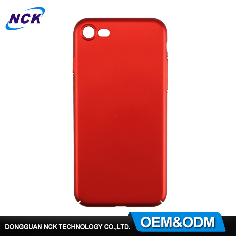 Wholesale cheap custom hard protective PC cell phone cover for iphone 6 7 case