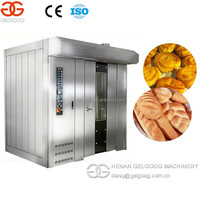 Best-selling Industrial Diesel 32 trays Rotary oven