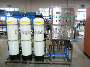 2015 Africa market hot sell pure wate system packaged drinking water plant