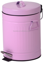 2015 China wholesale color coded garbage bins