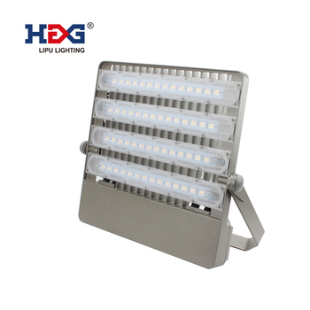 last design slim type BVP163 220W outdoor led flood light