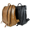 hot sell 2016 new style genuine leather school backpack outdoor ( 2 color for pick)