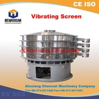 Chenwei made best design hot sell fine standard vibration screen machine