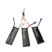 Hubsan H502e RC Quadcopter Spare Parts 7.4V 610mAh 10c Rechargeable lipo Battery Sjy- H502e Lithium Polymer Battery