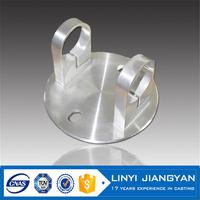 Hot selling fcd450 ductile iron casting parts lead casting molds with low price
