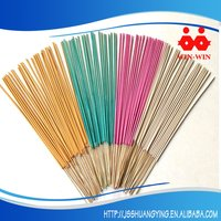 13inches colorful incense sticks buddhism