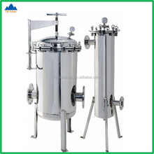 Stainless steel olive oil filter processing machine