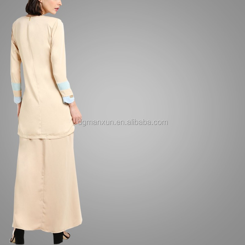 Cheap China Wholesale Clothing Baju Kebaya Modern Baju Kurung Fashion Turkish Clothing Manufacturer Islamic Abaya Kaftan Dresses